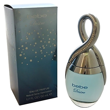 Bebe Bebe Desire EDP Spray, Women