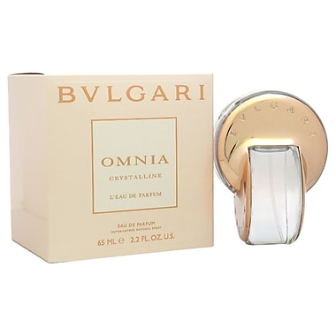 Bvlgari Omnia Crystalline L'eau De Parfum EDP Spray, Women, 2.2 oz
