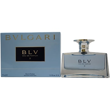 Bulgari – Eau de parfum Blv II en vaporisateur, pour femmes, 2,5 oz