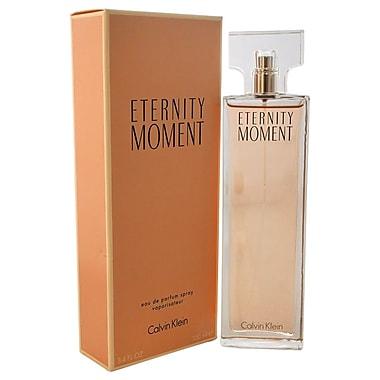 Calvin Klein Eternity Moment EDP Spray, Women, 3.4 oz
