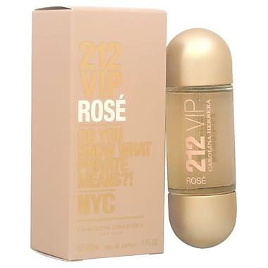 Carolina Herrera – Eau de parfum 212 VIP Rose en vaporisateur, femmes, 1 oz
