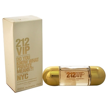 Carolina Herrera 212 VIP EDP Spray, Women, 1 oz