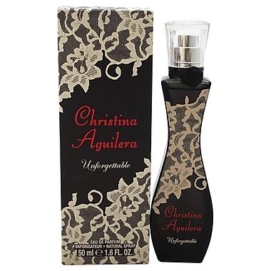 Christina Aguilera Unforgettable EDP Spray, Women, 1.6 oz