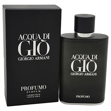 Giorgio Armani – Eau de parfum en vaporisateur Acqua Di Gio Profumo, pour hommes, 4,2 oz