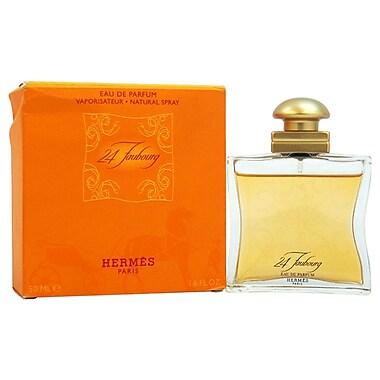 Hermès – Eau de parfum 24 Faubourg, en vaporisateur, pour femmes, 1,6 oz
