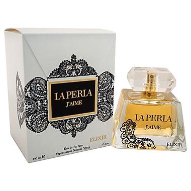 La Perla – Eau de parfum en vaporisateur J'aime Elixir pour femmes, 3,3 oz