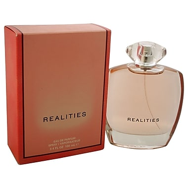 Liz Claiborne Realities EDP Spray, Women, 3.4 oz