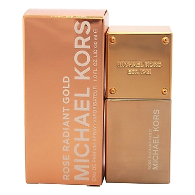 MIchael Kors Rose Radiant Gold EDP Spray, Women, 1 oz
