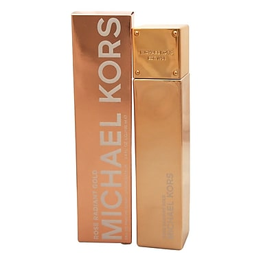 Michael Kors Rose Radiant Gold EDP Spray, Women, 3.4 oz