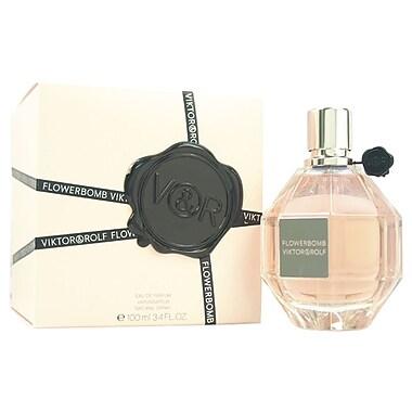 Viktor & Rolf – Eau de parfum en vaporisateur Flowerbomb pour femme, 3,4 oz