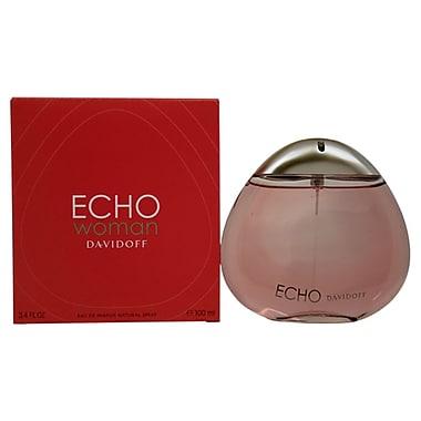 Zino Davidoff Echo Woman EDP Spray, Women, 3.4 oz