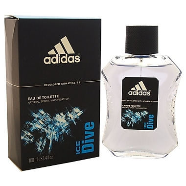 Adidas Ice Dive EDT Spray, Men, 3.4 oz