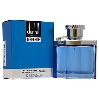 Alfred Dunhill Desire Blue EDT Spray, Men