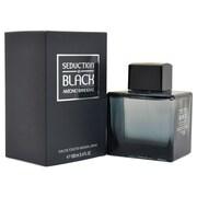 Antonio Banderas Seduction In Black EDT Spray, Men