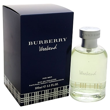 Burberry Weekend EDT Spray, Men, 3.4 oz