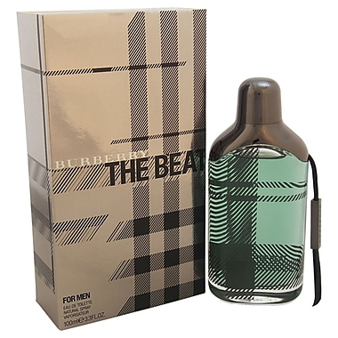Burberry The Beat EDT Spray, Men, 3.3 oz
