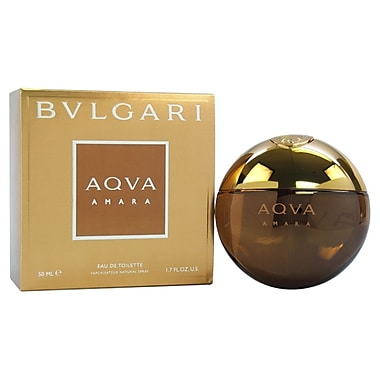 Bvlgari Aqva Amara EDT Spray, Men, 1.7 oz