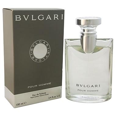 Bvlgari EDT Spray, Men, 3.4 oz