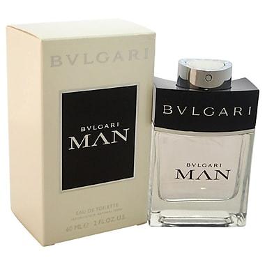Bvlgari Man EDT Spray, Men, 2 oz