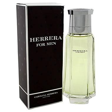 Carolina Herrera Herrera EDT Spray, Men, 6.75 oz