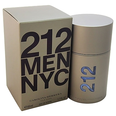 Carolina Herrera 12 EDT Spray, Men, 1.7 oz