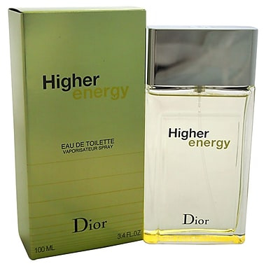 Christian Dior Higher energy EDT Spray, Men, 3.4 oz