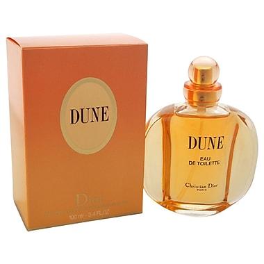 Christian Dior Dune EDT Spray, Women, 3.4 oz