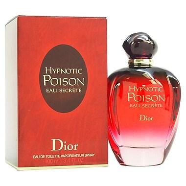 Christian Dior Hypnotic Poison Eau Secrete EDT Spray, Women, 3.4 oz
