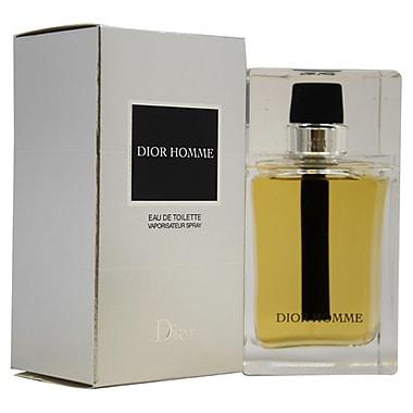 Christian Dior Dior Homme EDT Spray, Men, 3.4 oz