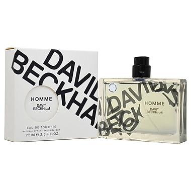 David Beckham Homme EDT Spray, Men, 2.5 oz