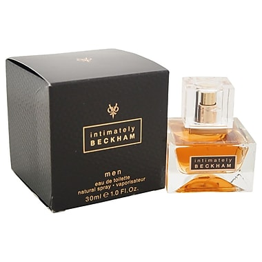 David Beckham Intimately Beckham EDT Spray, Men, 1 oz