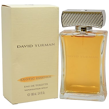 David Yurman Exotic Essence EDT Spray, Women, 3.4 oz