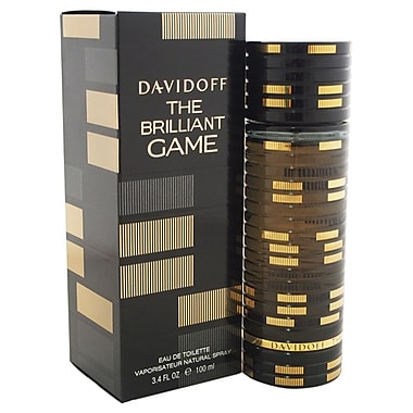 Davidoff The Brilliant Game EDT Spray, Men, 3.4 oz