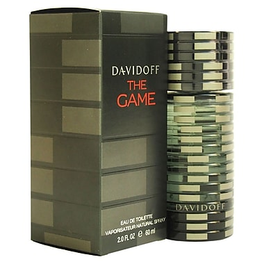 Davidoff The Game EDT Spray, Men, 2 oz