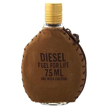Diesel Fuel For Life Pour Homme EDT Spray, Men, 2.6 oz