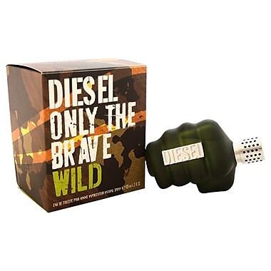 Diesel Only The Brave Wild EDT Spray, Men, 4.2 oz