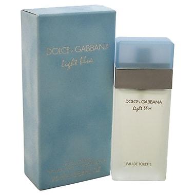 Dolce & Gabbana Light Blue EDT Spray, Women, 0.85 oz