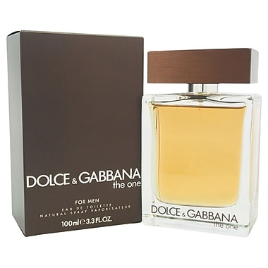 Dolce & Gabbana The One EDT Spray, Men, 3.3 oz
