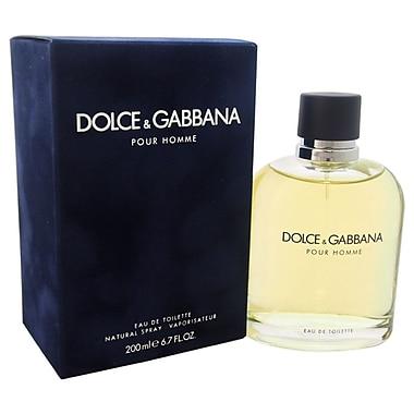 Dolce & Gabbana EDT Spray, Men, 6.7 oz