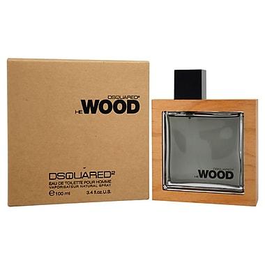 Dsquared2 He Wood EDT Spray, Men, 3.4 oz