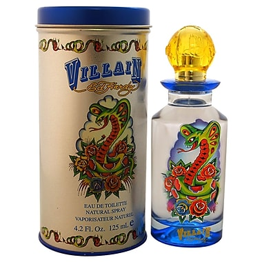 Ed Hardy Villain EDT Spray, Men, 4.2 oz