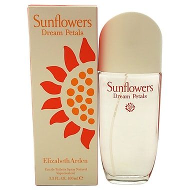 Elizabeth Arden Sunflowers Dream Petals EDT Spray, Women, 3.3 oz