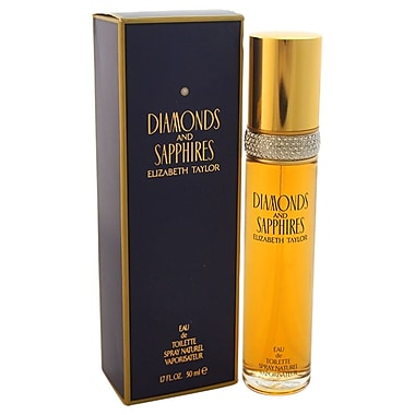 Elizabeth Taylor Diamonds and Sapphires EDT Spray, Women