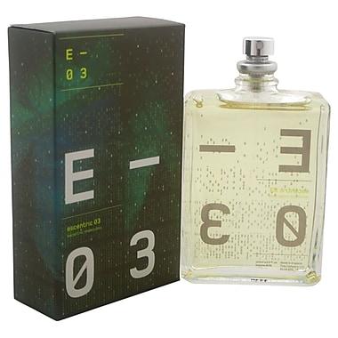 Escentric Molecules Escentric 03 EDT Spray, Unisex, 3.5 oz