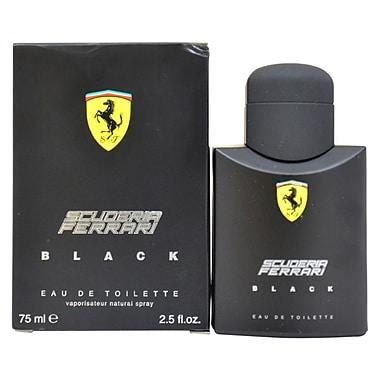 Ferrari Black EDT Spray, Men, 2.5 oz