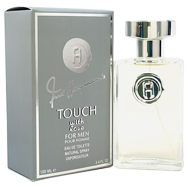 Fred Hayman Touch With Love EDT Spray, Men, 3.3 oz