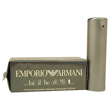 Giorgio Armani Emporio Armani EDT Spray, Men, 3.4 oz