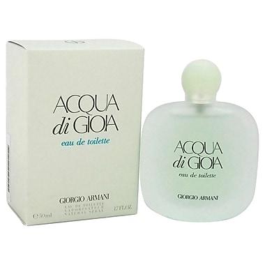 Giorgio Armani Acqua Di Gioia EDT Spray, Women
