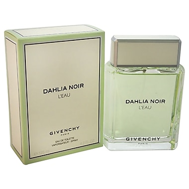 Givenchy Dahlia Noir L'Eau EDT Spray, Women, 4.2 oz