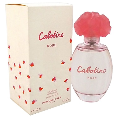 Gres Cabotine Rose EDT Spray, Women, 3.4 oz